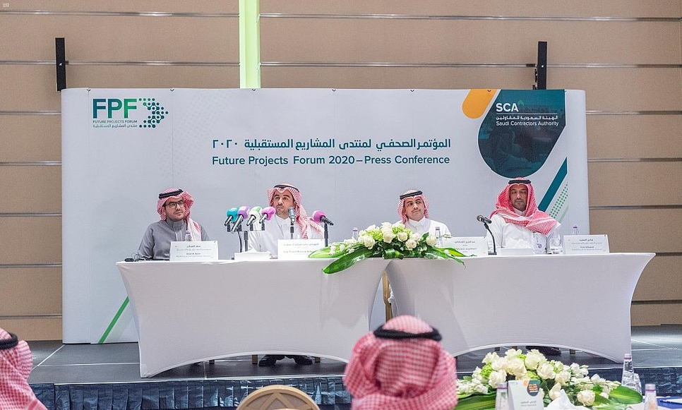 Saudi SCA's Future Projects Forum to highlight 850 projects worth $160bn