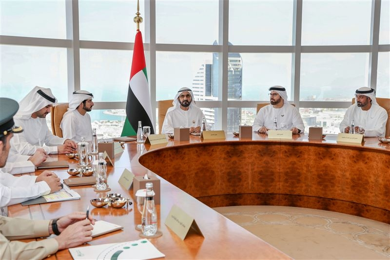 Dubai Ruler allocates $136m to improve neighbourhoods