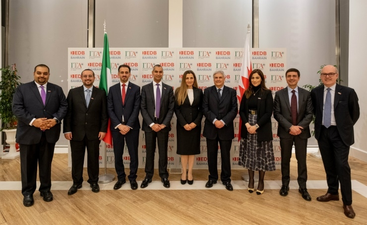 Bahrain's EDB enters agreement with Italy's governmental agency