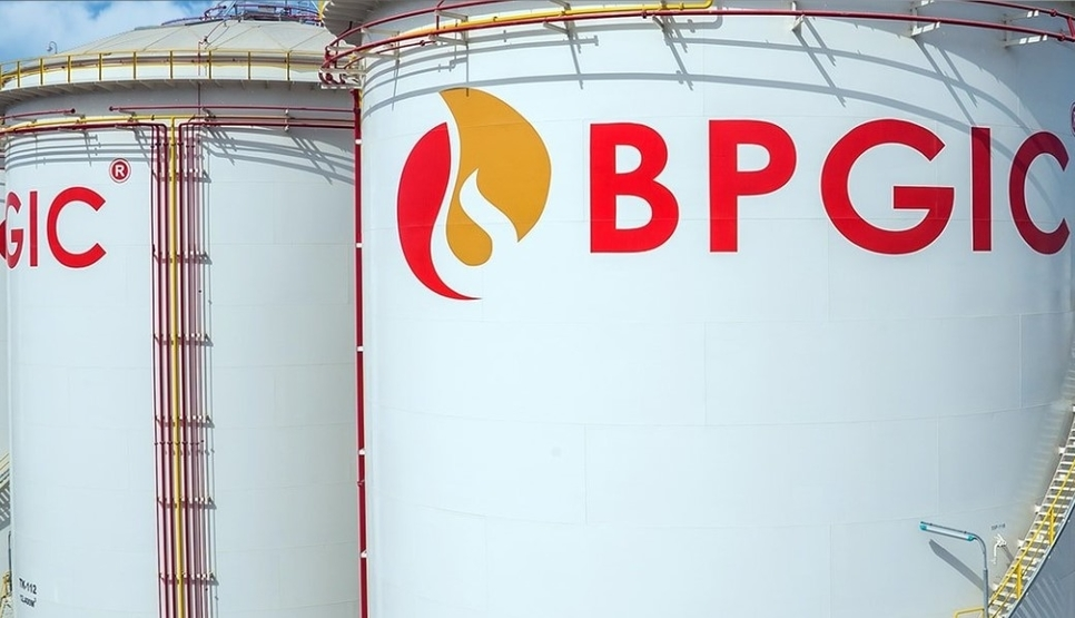 BPGIC plans to develop Phase 3 of its facility in Fujairah at the plot.