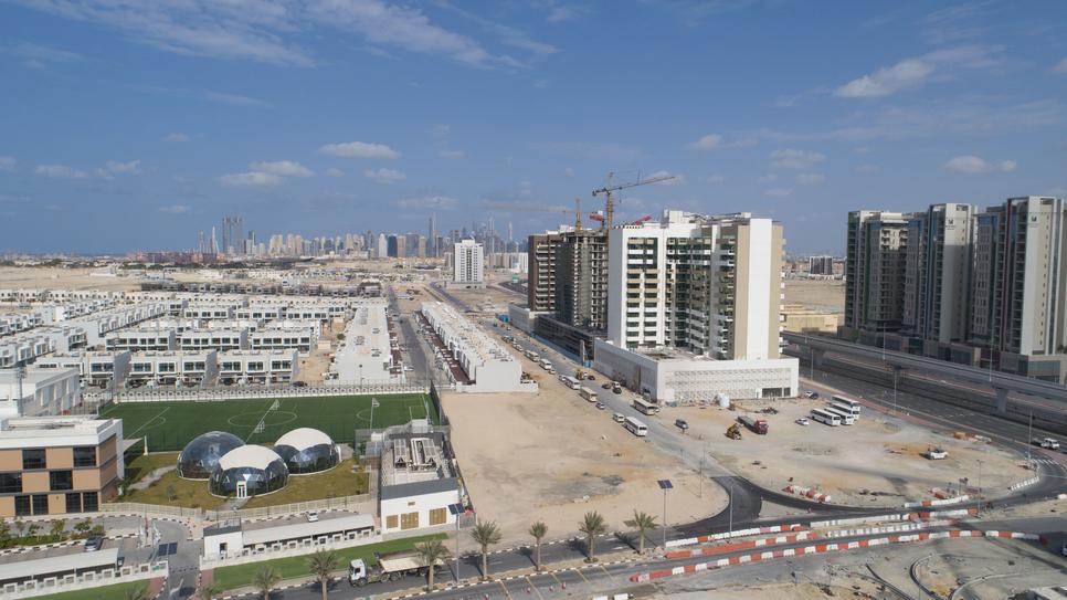 Azizi Developments marks 82% sales in Al Furjan