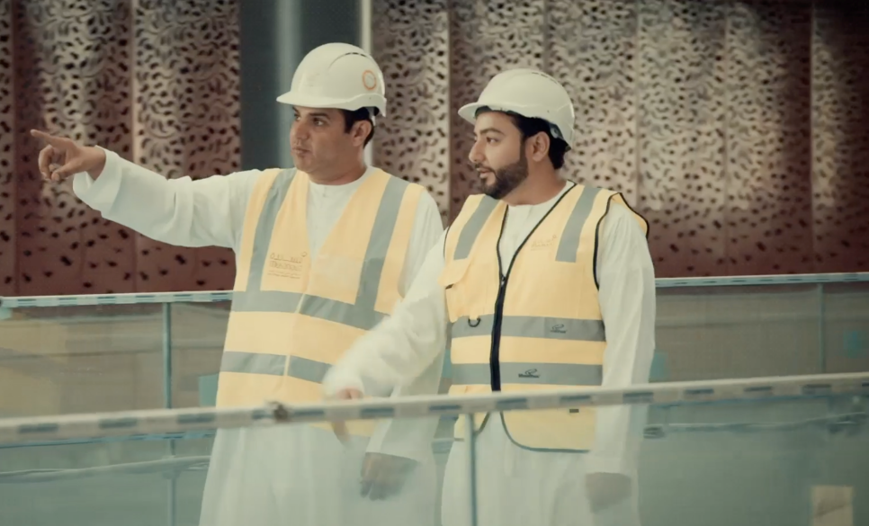 Musanada's projects in focus in Nat Geo Abu Dhabi's film
