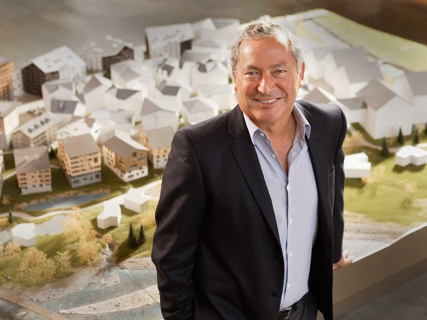 Samih Sawiris has assumed the role as the executive chairman of Orascom Development Holding.