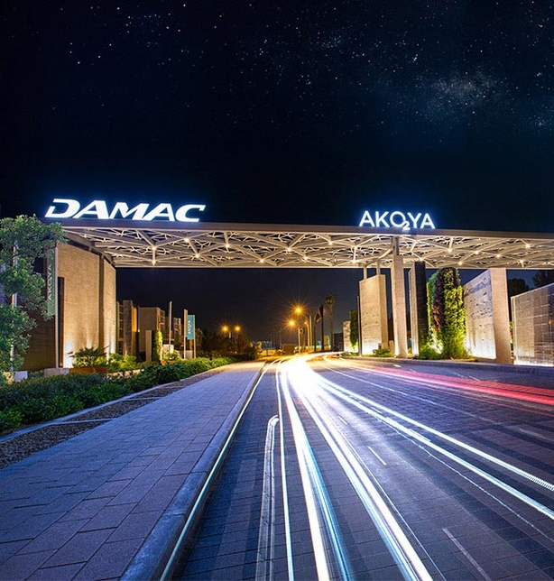 DAMAC made first deliveries in the master development AKOYA in 2019.