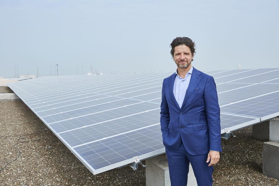 Laurent Longuet, CEO of SirajPower