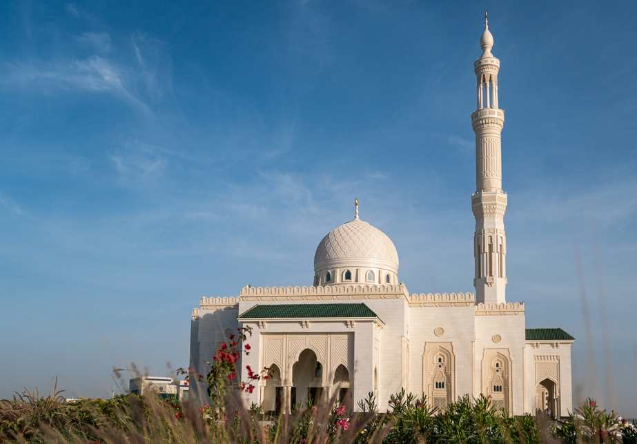Sharjah mosque named after martyr can accommodate 1,850 worshippers