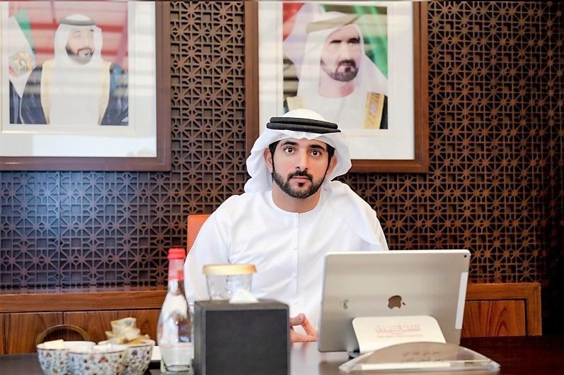 HH Sheikh Hamdan bin Mohammed bin Rashid Al Maktoum, Crown Prince of Dubai and Chairman of Dubai Executive Council
