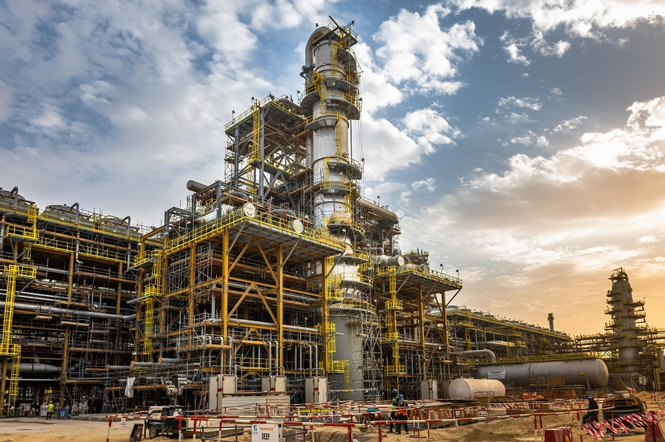 The gas field is expected to commence production activities in the beginning of 2024 [representational]