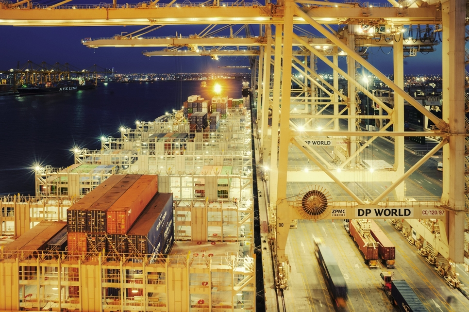 DP World operates terminals in Vancouver, Nanaimo, Prince Rupert, and St. John's.