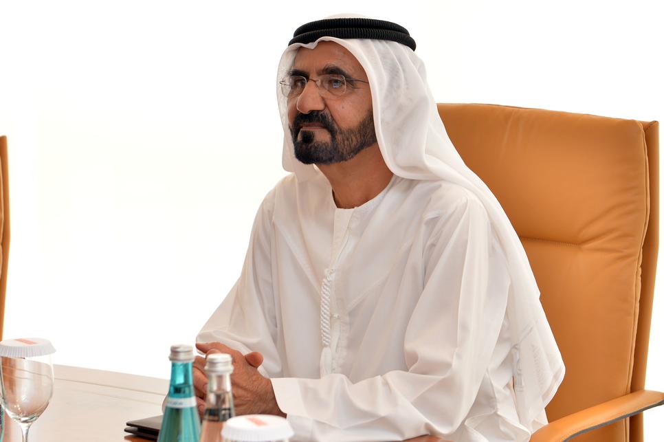 Dubai Ruler passes decree on placing of ads on buildings, roads