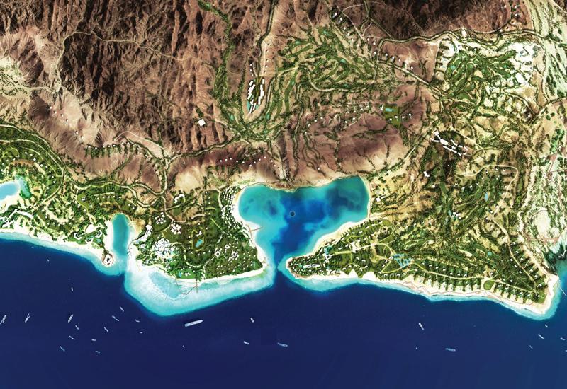 Amaala's Triple Bay masterplan