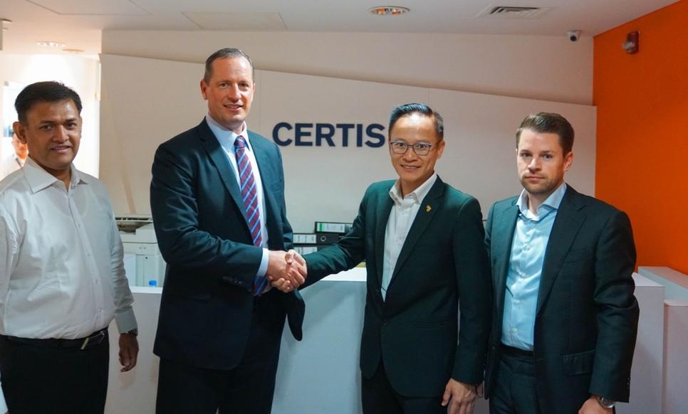 Farnek acquires security services company Certis