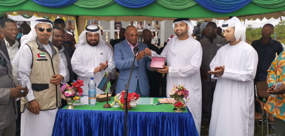 UAE's ERC constructs $3.6m housing complexes, health facilities in Tanzania