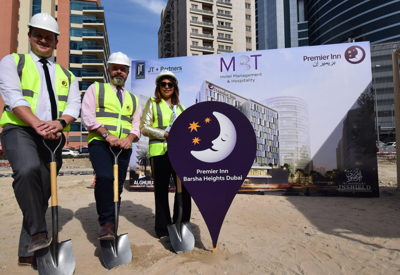 The hotel is expected to be completed by Q4 2021