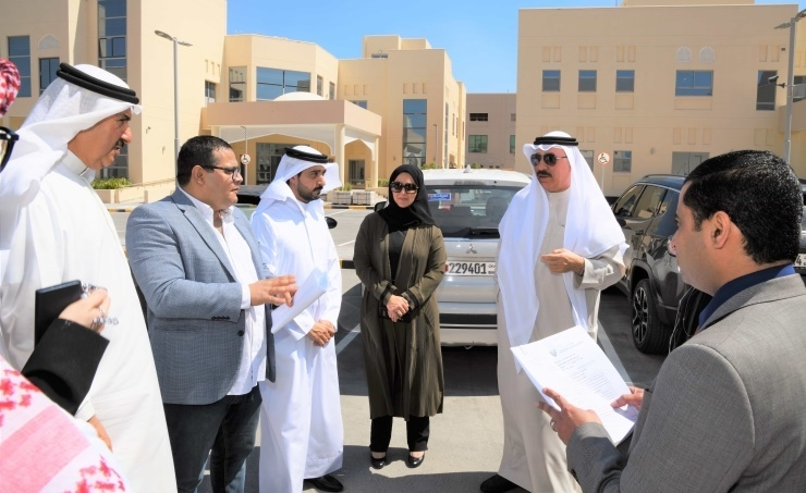 Construction of $23m disability complex in Bahrain's A'ali 90% complete
