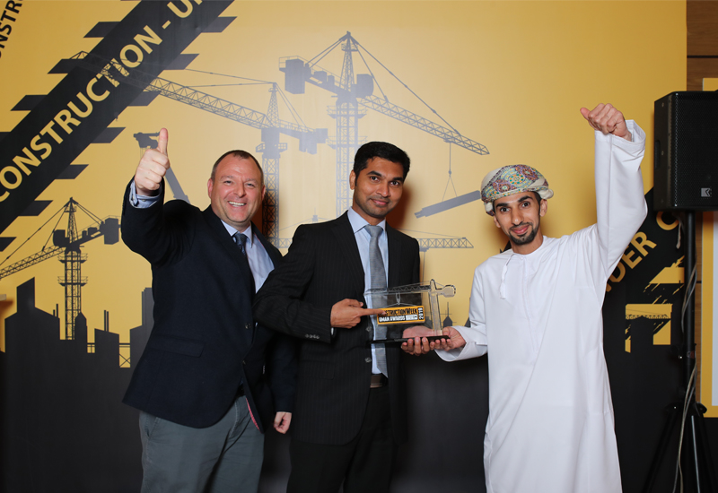 The Construction Week Oman Awards 2020's Health and Safety Initiative of the Year is out