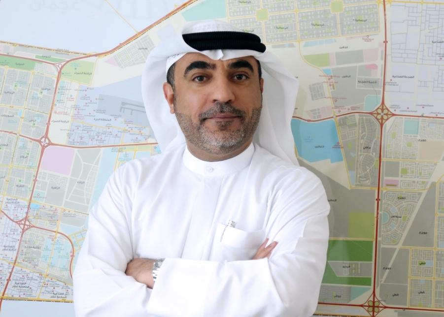 Chief Executive Officer of the SRTI Park, HE Hussain Al Mahmoudi