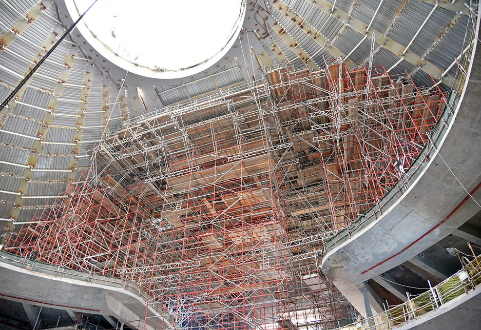 SGB is working alongside many contractors at the Expo 2020 Dubai site [image: Supplied]