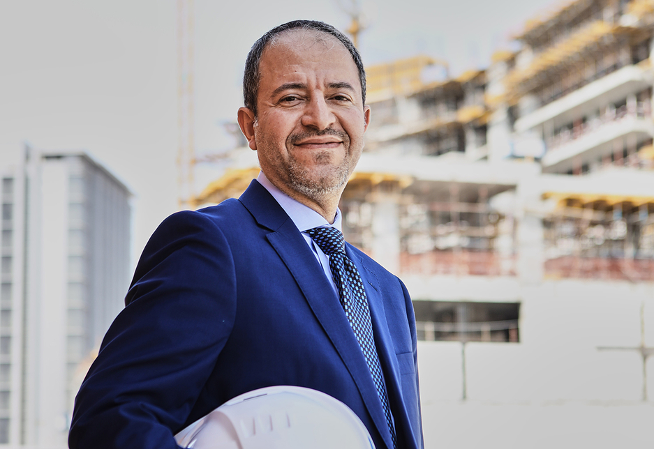 Khaled Ababneh, vice president for project and commercial at Deyaar