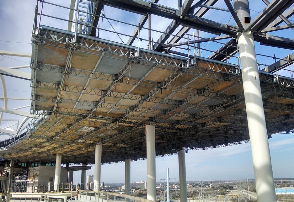QuikDeck® is SGB's suspended access solution [image: Supplied]