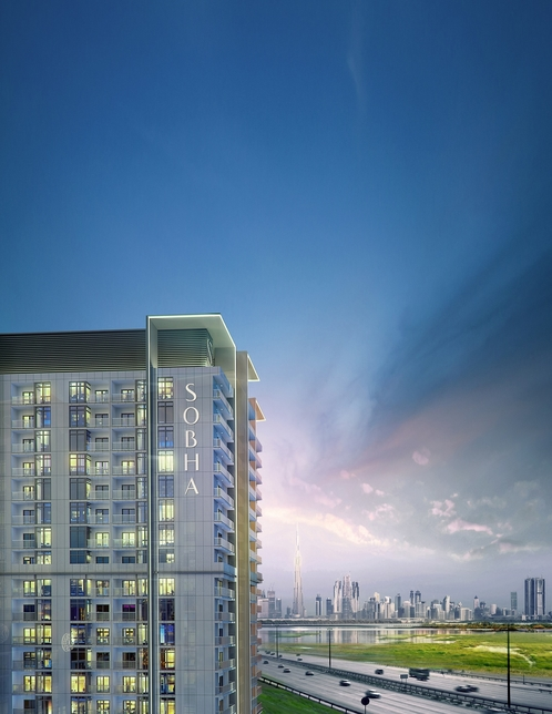 Sobha Realty launches Al Ola Residences in Creek Vistas Reservé Tower