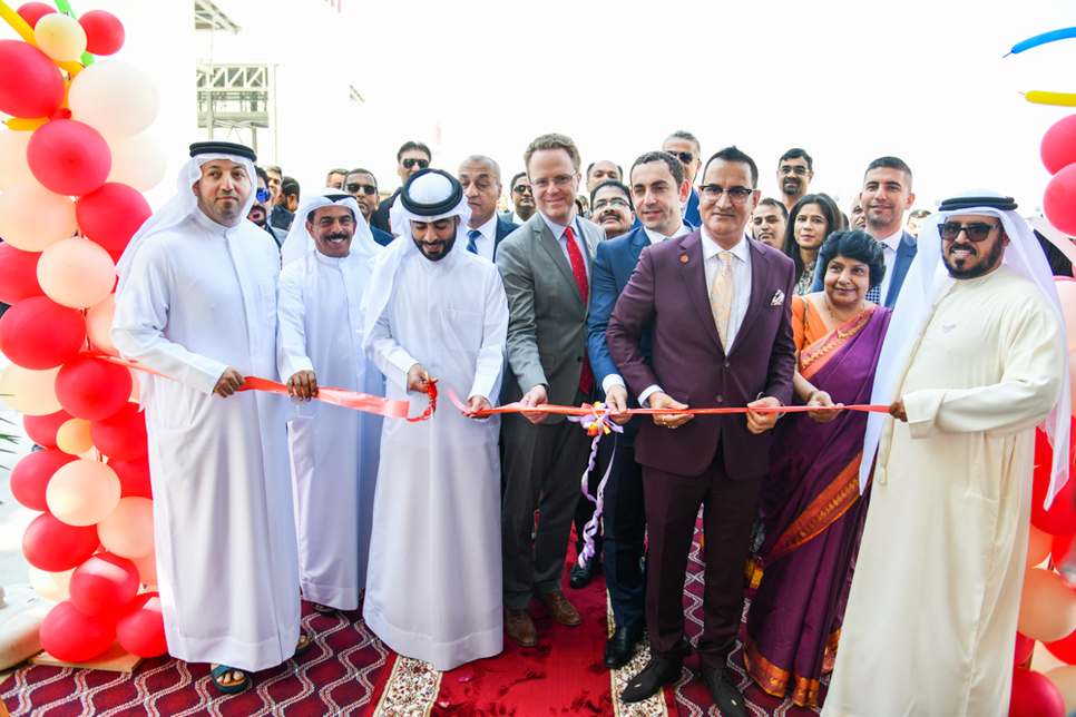 Arab & India Spices invests $40m to build 12 silos at Sharjah Food Park