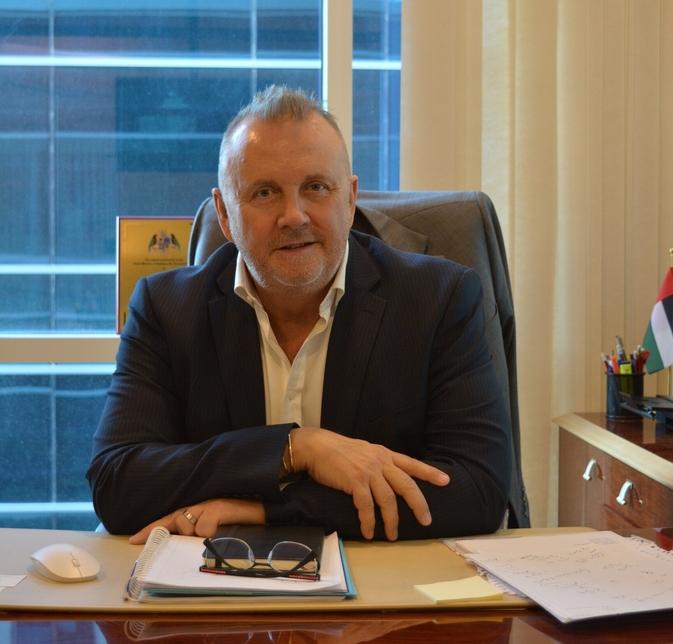 Alan James Gammon, general manager, Samana Developers