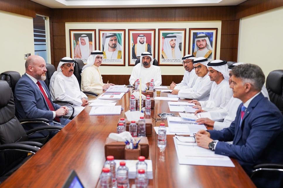 Dubai's DSCE reviews EGA emissions; DM, DEWA waste management