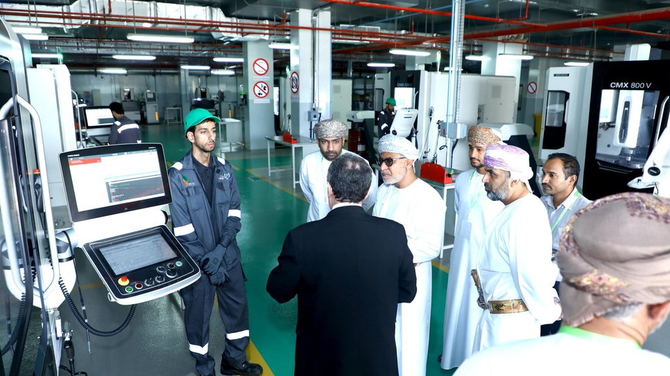 Oman's Sohar Production initiative sees completion of two projects