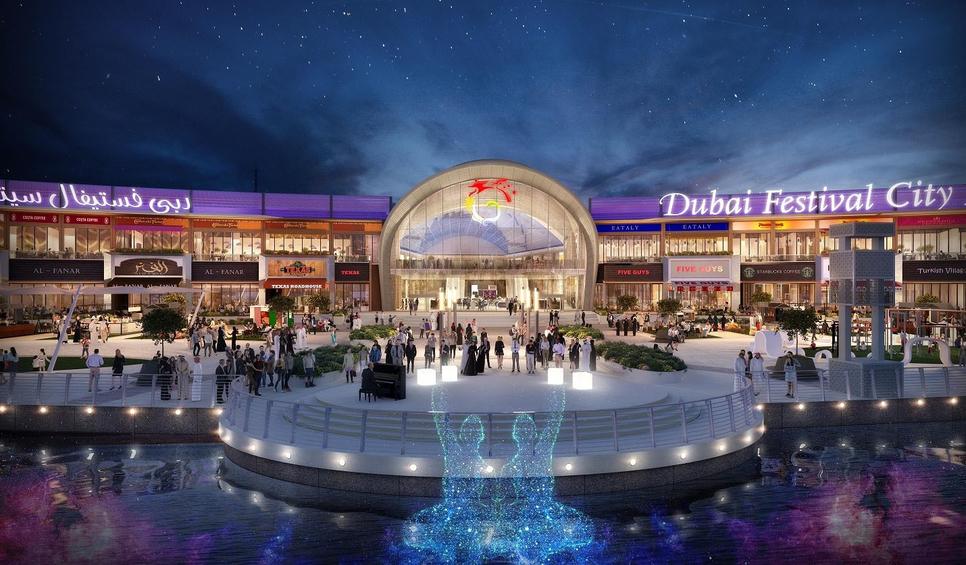 Al Futtaim will provide aid for Dubai Festival City Mall