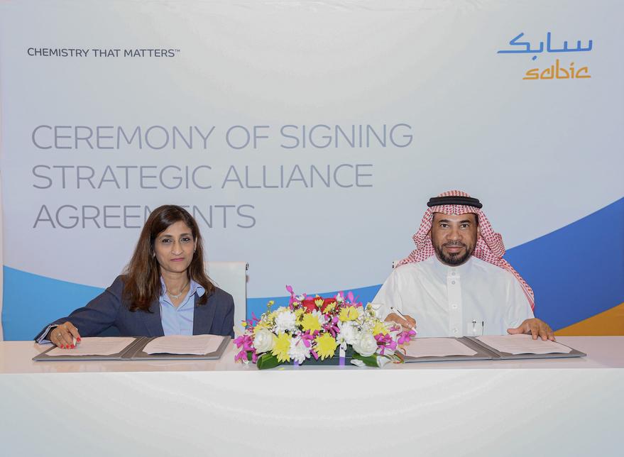 SABIC, Emerson enter into a seven-year strategic alliance