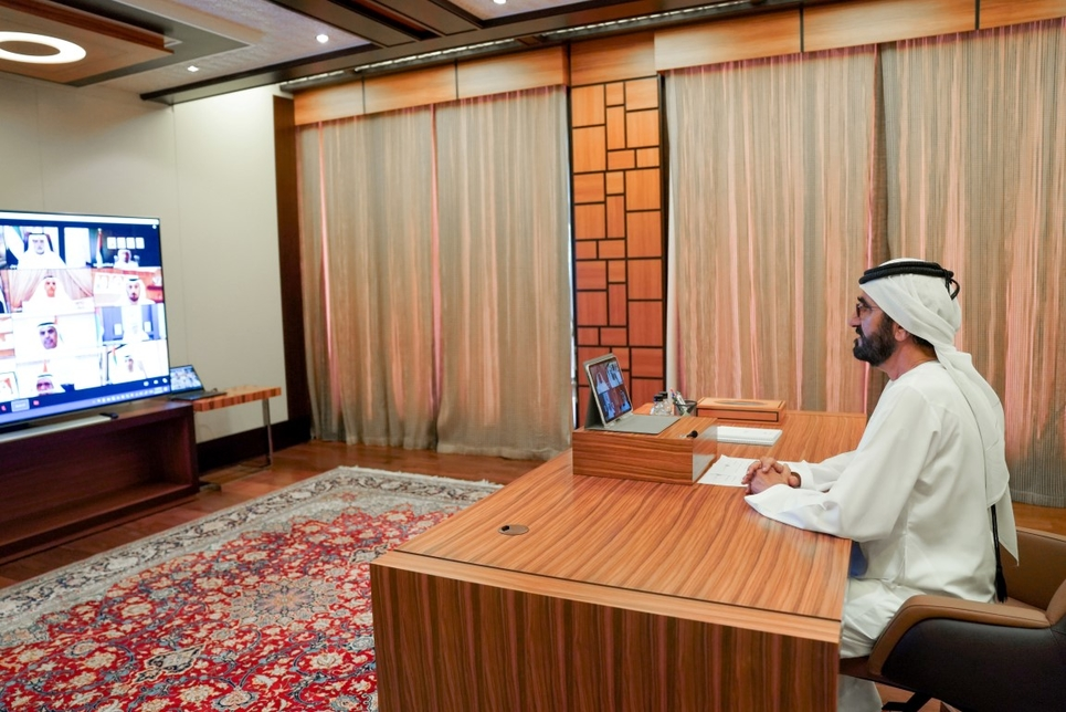 UAE Cabinet approves additional $4.35bn stimulus package [Photos, video courtesy: Wam]