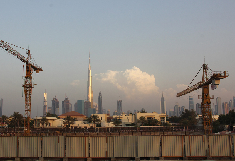 "The UAE construction sector is set to be ""reshaped"" according to GlobalData"