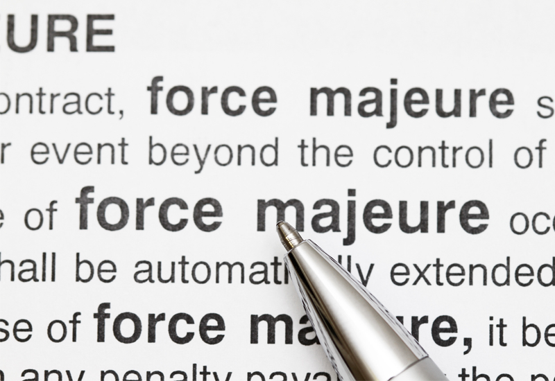 Kennedys offers legal advice on Force Majeure for the construction sector amid COVID-19