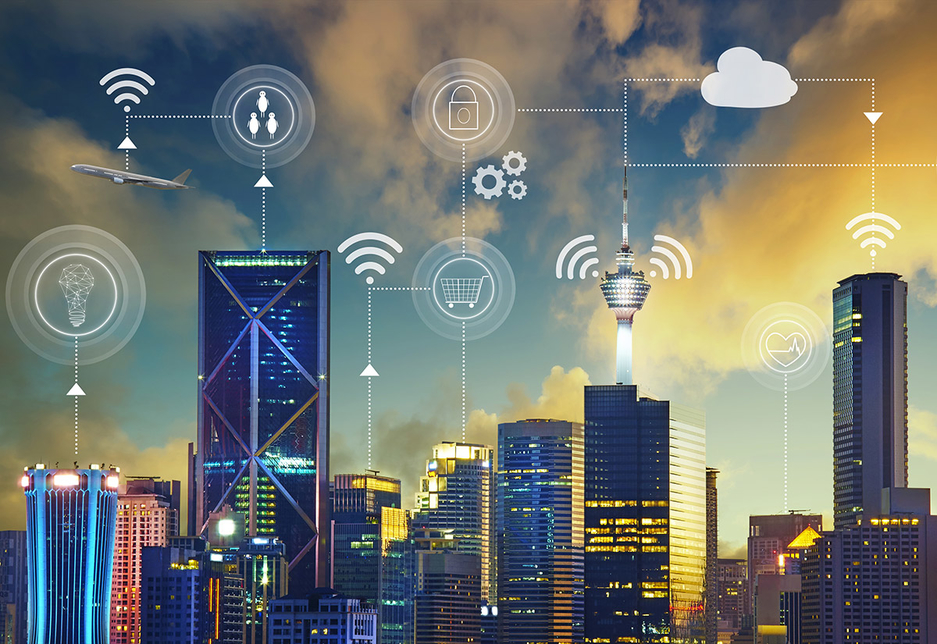 """""""What makes a city or a building 'smart"""" is a combination of complex factors that once integrated and functioning in harmony form a 'smart' ecosystem"""". Image courtesy: Shutterstock"""