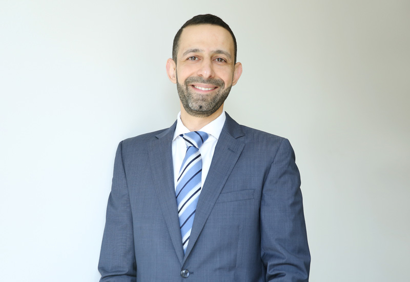 Autodesk head of AEO and manufacturing Naji Atallah (pictured)