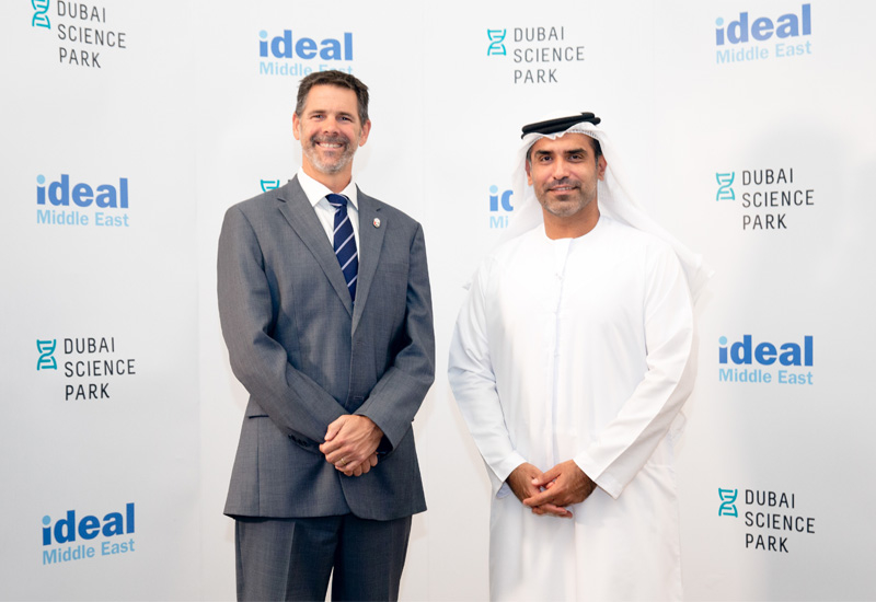 Dubai Science Park has added Ideal Middle East to its business community