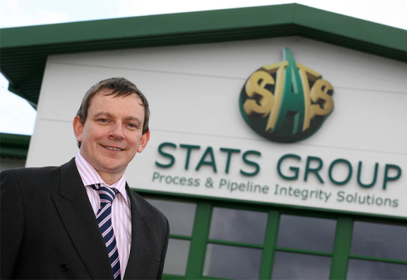 STATS Group's Middle East director Angus Bowie (pictured) is set to expand its operations in Oman