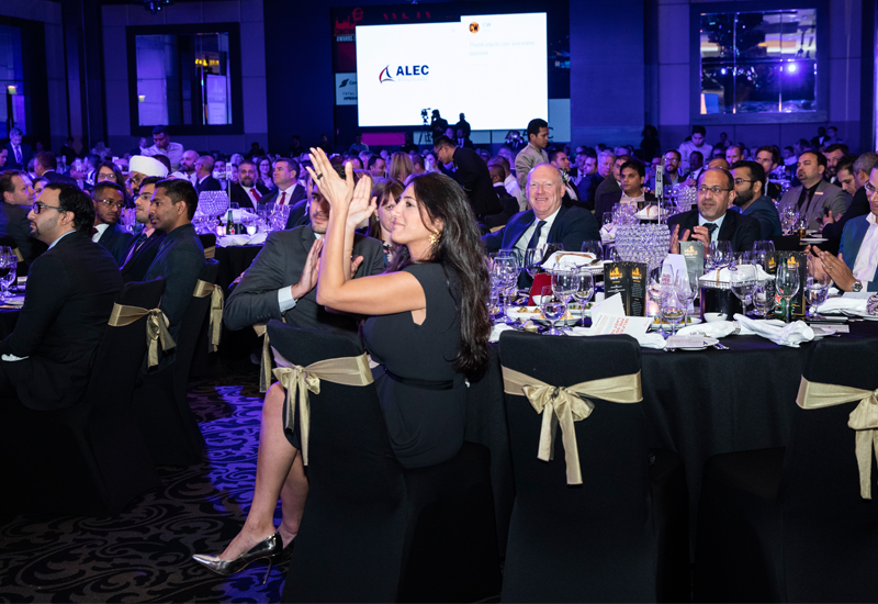 Last year's CW Awards 2019 took place at the JW Marriott Marquis in Dubai on 4 December