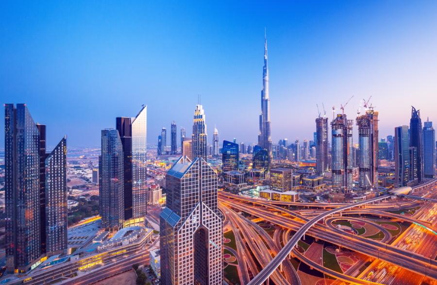 Dubai real estate market 'positive' through Q1: Chestertons