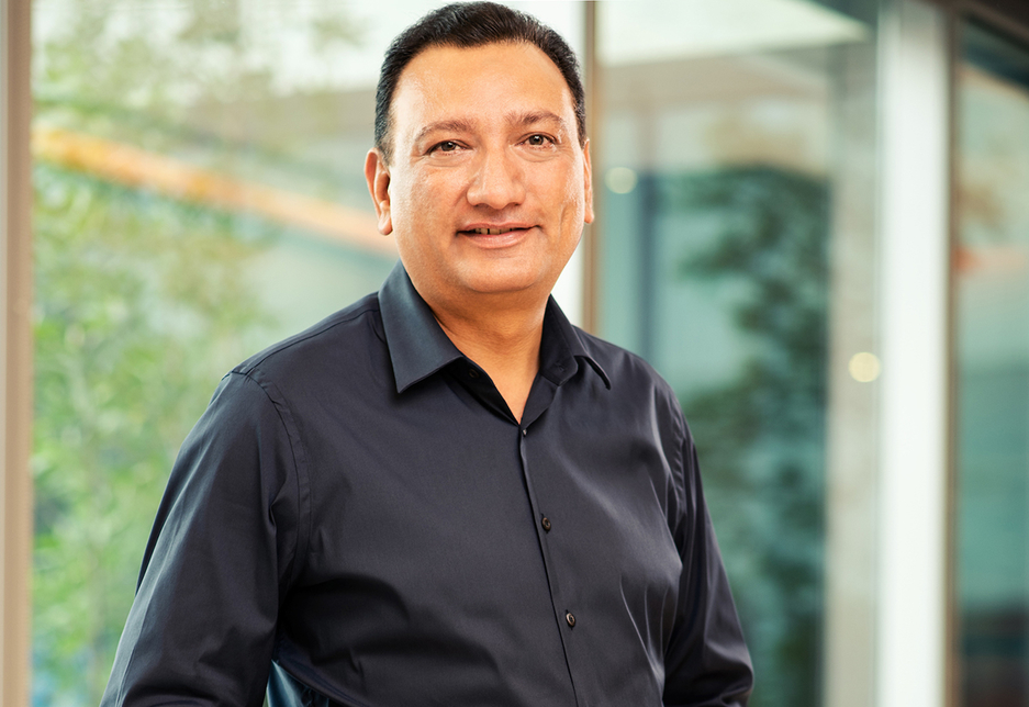Ash Bhardwaj, President of Asia and Middle East, Katerra. [Photo supplied by Katerra]