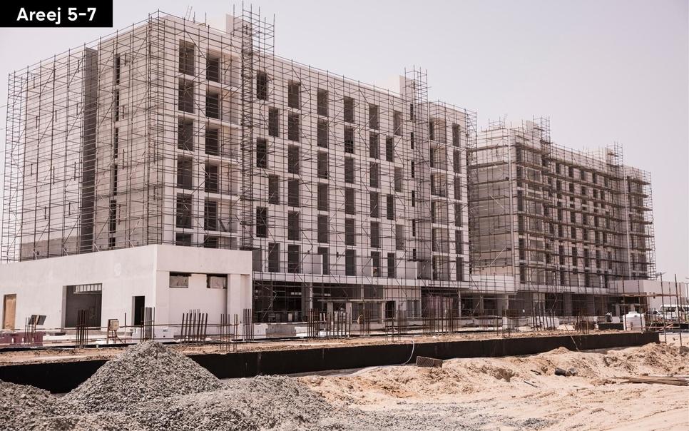 Areej Apartments [All Images: Arada]