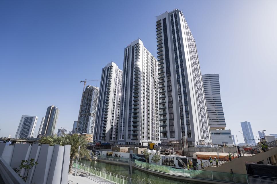 Aldar offers construction updates on Reem Island, Yas Island projects