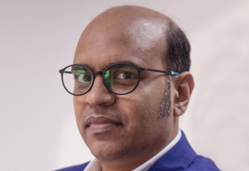 Azizi Development's chief information officer Dr Syed Mahsud (pictured)