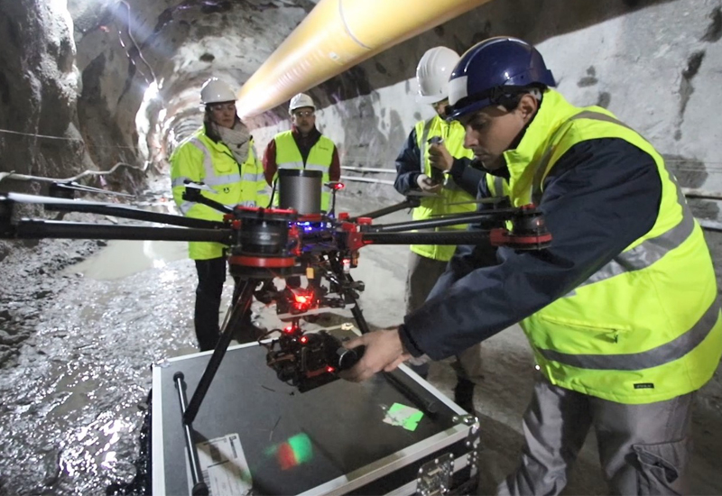 ACCIONA has worked on several tunnel projects across the world