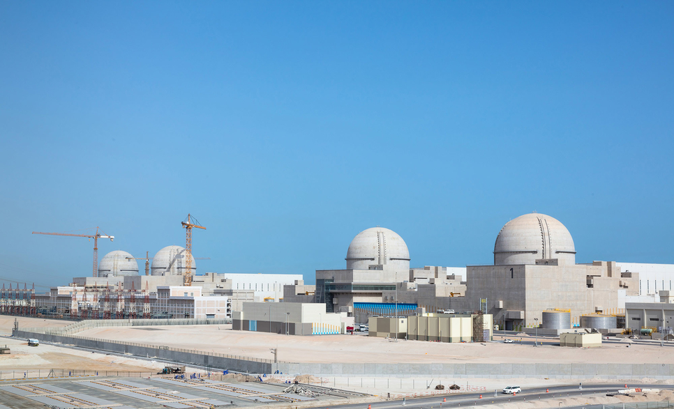 Unit 1 of Barakah Nuclear Energy Plant is now connected to the UAE's national grid.