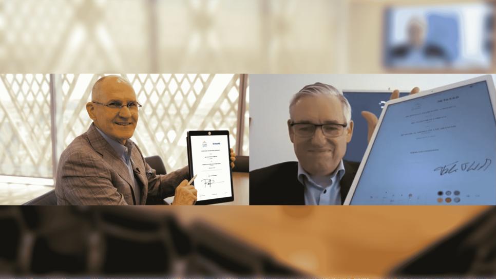 Qiddiya inks five-year agreement with DETASAD as IT strategic partner