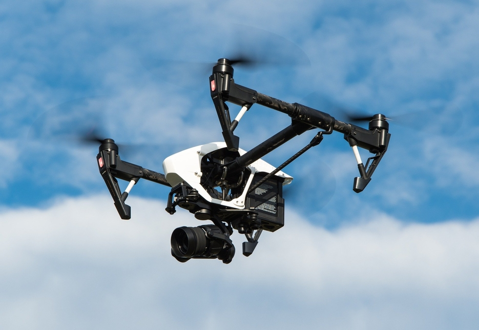 Could drones become a new way of operating for the construction sector?