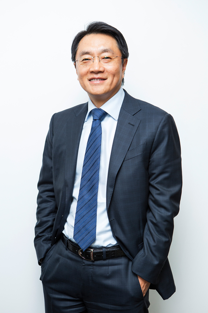 China State's president and CEO, Yu Tao, has claimed this year's Power 100 title