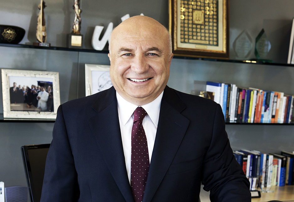 TAV Group's Sani Sener has been placed at number 19 of the CW Power 100 list
